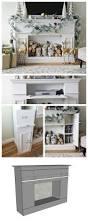 homemade europe diy design genius best 25 faux fireplace ideas on pinterest fake fireplace fake
