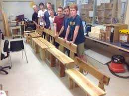 buddy bench project