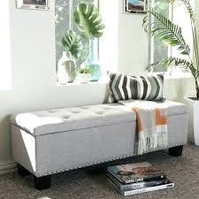 shoe storage ottoman bench diy upholstered storage bench upholstered storage bench with back