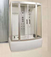 lisna waters lww2 white 1500 x 900mm steam shower whirlpool and