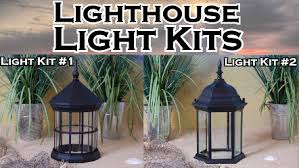 solar lighthouse light kit lighthouse light kit for lawn lighthouse solar beacons add