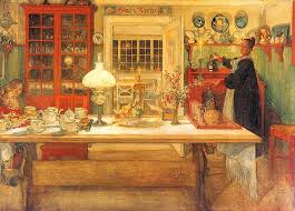 getting ready for a 1901 carl larsson wikiart org
