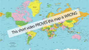 Peters Projection Map Greenland U0026 Africa On The Map Are Wrong Youtube