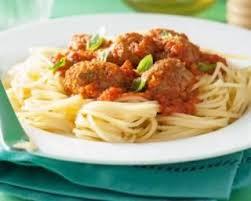 vin blanc pour cuisine spaghettis aux boulettes de viande maigre et sauce tomate au vin