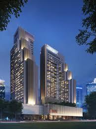 21 Angullia Park Floor Plan by Peoject Bangkok Marriott Hotel Queen U0027s Park M Architecture