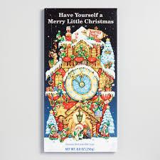 advent calendars 2017 world market