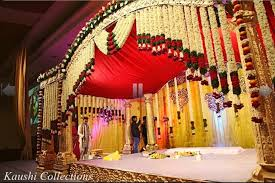 Bengali Mandap Decorations Sparkling Fashion Flower Decoration Ideas For Wenddings Decor