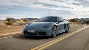 car porsche price the porsche 718 cayman will arrive at dealerships in november with