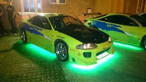mitsubishi eclipse fast and furious the fast and the furious eclipse replica awesome cars