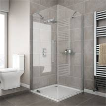 frameless shower enclosure shower enclosures victorian plumbing