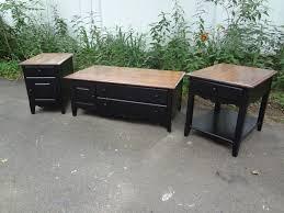 farmhouse coffee table set heir and space a farmhouse coffee table set