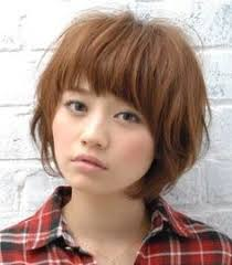mid lenth beveled haircuts mid length beveled undercut bob with blunt bangs coif