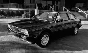 1985 maserati biturbo maserati biturbo information and photos momentcar