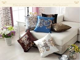 continental artisanat bronzage coussins de luxe pour canapé voiture