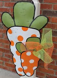 Wooden Easter Door Decorations by 217 Best Crafting Door Hangers Images On Pinterest Wooden Doors