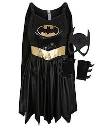 Batgirl Halloween Costume Batgirl Fancy Dress Costume Women George