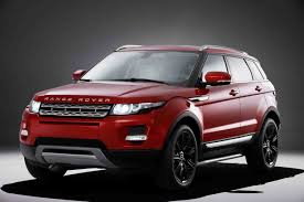 range rover price land rover range rover evoque prices specs and information car