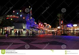 downtown disney in orlando editorial photography image 4872257