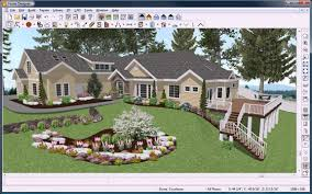 let u0027s build a deck using landscape design software for your
