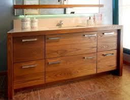 mobile bagno grezzo mobile bagno artigianale in frassino grandacasa