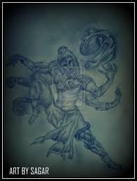 adorable hindu god shiva design for boys picsmine