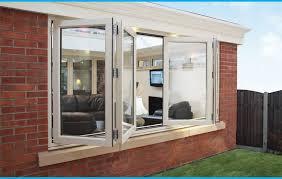 Upvc Folding Patio Doors Prices Pvc Upvc Glass Aluminium Bi Fold Patio Sliding