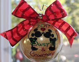 mickey ornament etsy