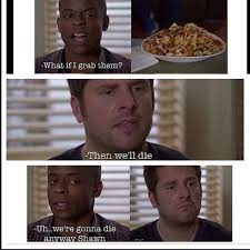 Psych Meme - lololol this episode was really funny but what episodes of psych