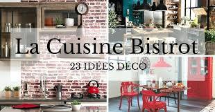 bistrot et cuisine chaise de cuisine style bistrot photo via