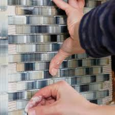 how to install tile backsplash in kitchen decorating how to install backsplash with tile for your kitchen