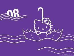 wallpaper hello kitty violet hello kitty violet wallpaper images desktop background