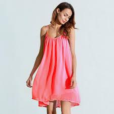 sun dress sundress 2017 women summer dress spaghetti sleeveless