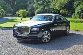 roll royce bmw the wraith is on it u0027s rolls royce versus the train