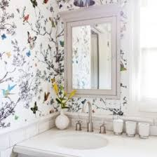 Waterproof Wallpaper For Bathrooms 1000 Ideas About Wallpaper For Bathrooms On Pinterest Wallpaper