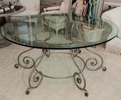 wrought iron dining table glass top wrought iron dining table wrought iron dining tables with glass tops