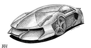 how to draw a lamborghini egoista calling all artists draw a supercar concept for