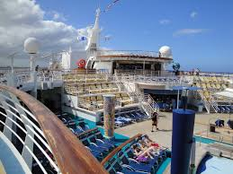 reserved deck chairs for suite guests cruise critic message