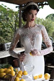 berta 2015 bridal collection u2014 long sleeve wedding dresses