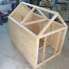 how to build an xxl dog house u2013 zeno woodwork