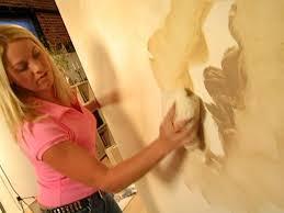 decorative paint technique colorwashing wall instructions hgtv