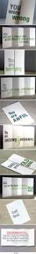 11 best design die cut images on pinterest die cutting laser surprising and funny foldout cards turning that frown upside down