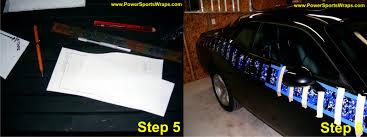 Dodge Challenger Decals - dodge challenger vinyl wrap application tips u0026 techniques