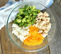 chicken broccoli rice casserole gonna want seconds