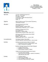 resume formats samples cover letter working resume template working holiday resume cover letter how to write a cover letter and resume format template sample samplesworking resume template