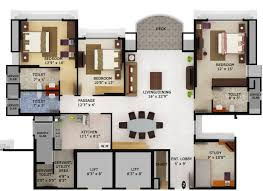 house plans open apartment home plans open floor design for home