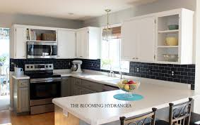 black subway tile kitchen backsplash glass subway tiles kitchen home decorating interior design with