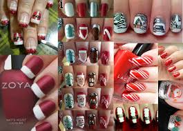 easy do it yourself christmas nail art nail art ideas