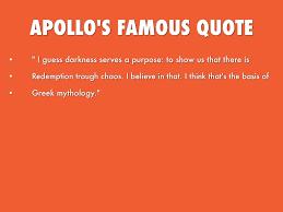 greek god quotes like success