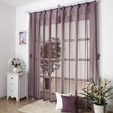 Window Curtains Design Unique And Simple Sheer Curtains Design For Home Windows