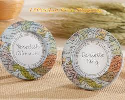travel themed wedding 15pcs travel themed wedding and party decoration gift around the